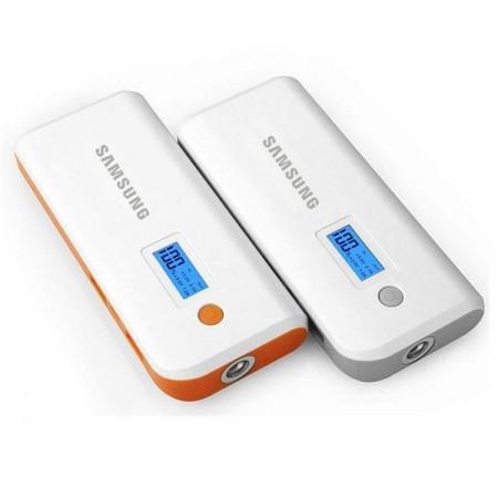 Външна батерия с дисплей и фенерче Samsung 8 800 mAh