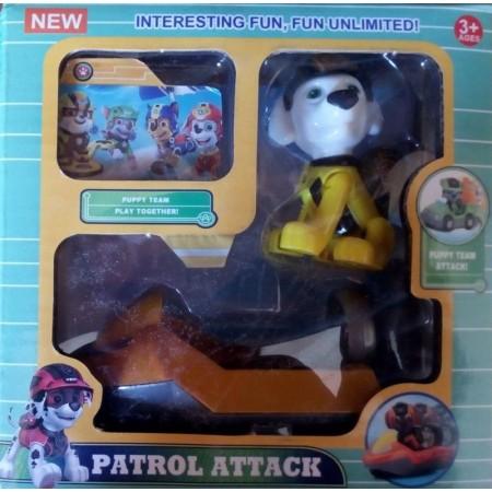 Герой кученцето Патрул! 004