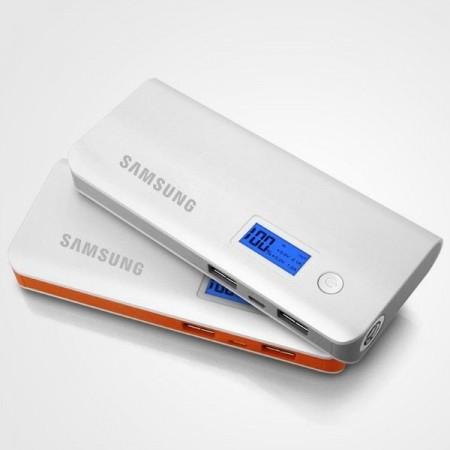 Външна батерия с дисплей и фенерче Samsung 50 000 mAh