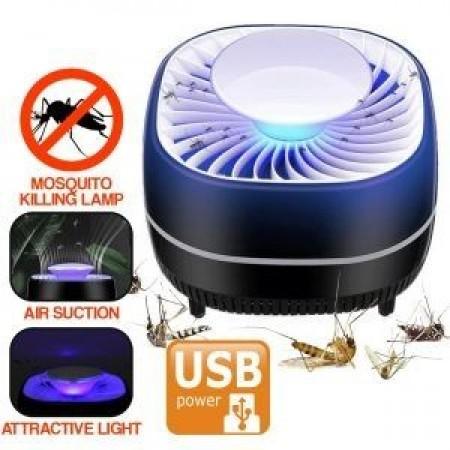 LED лампа против комари и насекоми NOVA-812