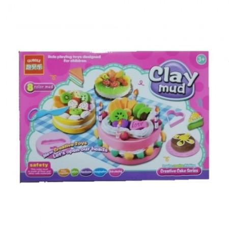 Комплект пластелин за торти