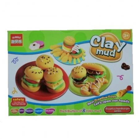 Направи си мини сандвичи от пластелин