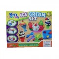 Комплект пластелин за сладолед