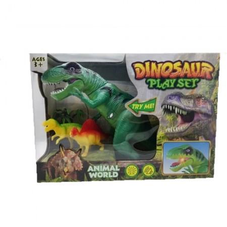 Динозавър със звук и светлина 1289