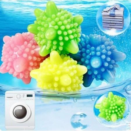 Дезинфикцираща и омекотяваща топка за пране
