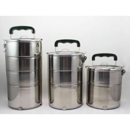 Метални кутии за пренасяне и съхранение на храна