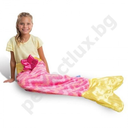 Одеяло русалка