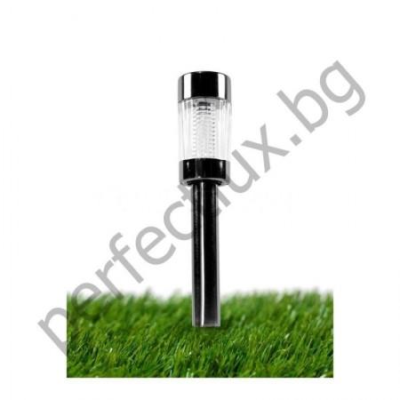 Соларна лампа инокс 4 бр. в опаковка