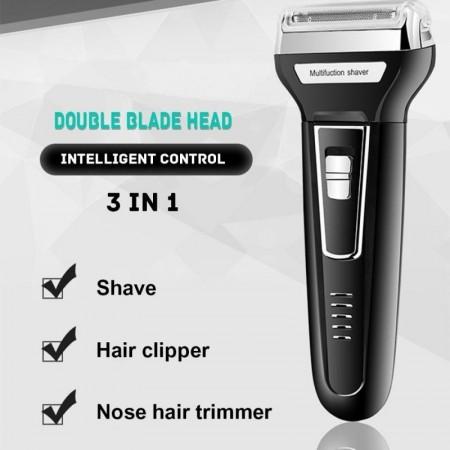 Машинка за бръснене и подстригване 3 В 1 Kemei КМ-6776