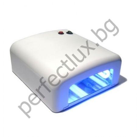 ПРОМО ОФЕРТА❗️ UV лампа за изпичане на гел лак