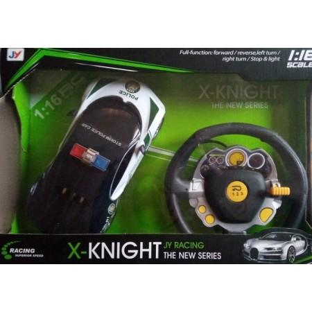 Полицейска кола с дистанционно X-KNIGHT