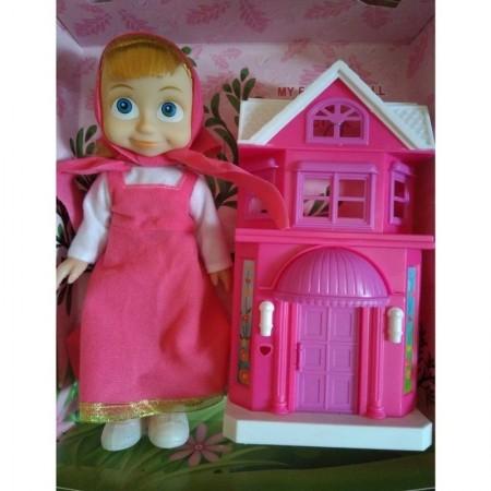Музикална кукла Маша