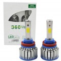 Автомобилни LED-крушки за основни фарове 12V