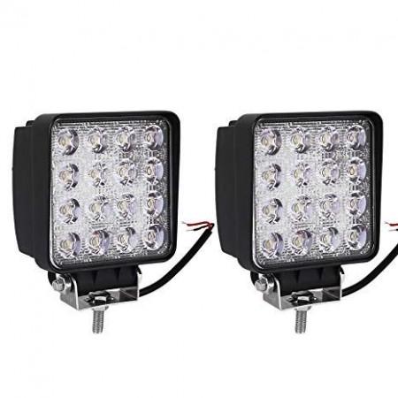 1 брой LED дневна светлина, водоустойчива 48W
