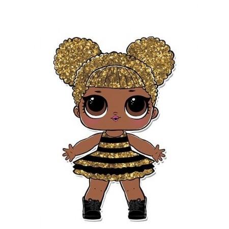 Игрален комплект LOL Surprise Doll, серия Gold Limited Edition