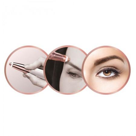 FLAWLBSS - уред за оформяне на веждите с USB