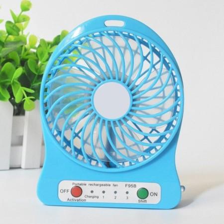 Преносим мини вентилатор с USB зареждане вентилатор за бюро стая компютър