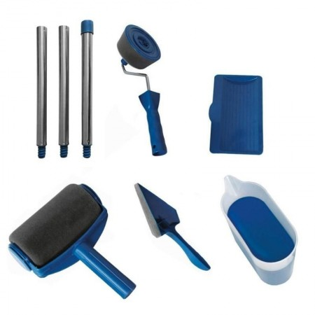 Комплект валяци за боядисване 6 части Paint Roller