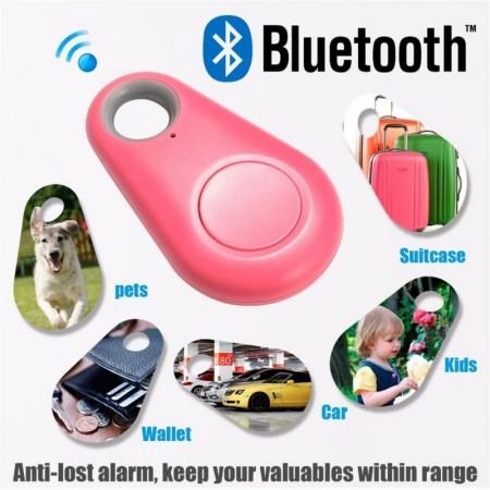 Многофункционален тракер анти-загуба iTAG, Bluetooth комуникация, Селфи бутон, Обхват до 25 метра