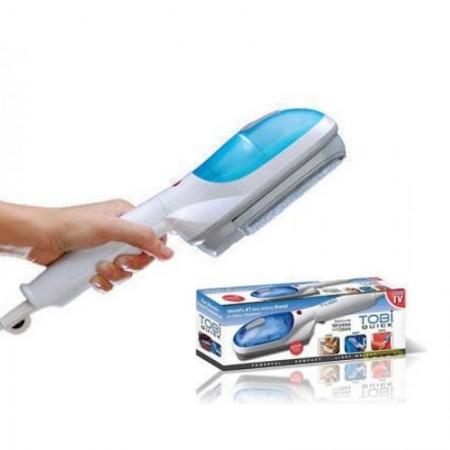 Tobi - портативен уред за гладене и почистване с пара