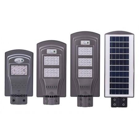 Соларна външна лампа с дистанционно управление