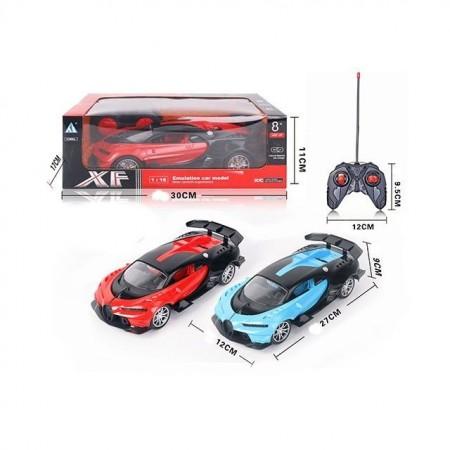 Кола с дистанционно управление Bugatti Veyron