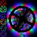 LED RGB ЛЕНТА 60 SMD/M, IP20, СВЕТЛИНА RGB+W, ГЪВКАВА, 5 МЕТРА