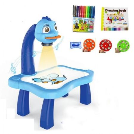 Детски проектор за рисуване - чудовището от Лох нес