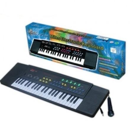 Детски електронен синтезатор - 220V