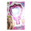 Вълшебно огледало за принцеси с LED светлина