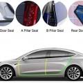 Уплътнение за врати на автомобили
