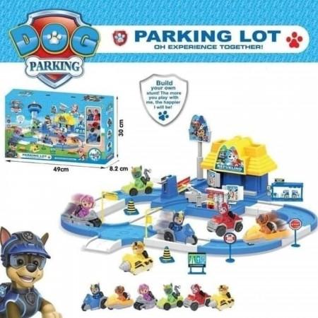 Паркинг Paw patrol 212