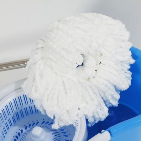Микрофибърна Подложка за Моп с Центрофуга Spin Mop