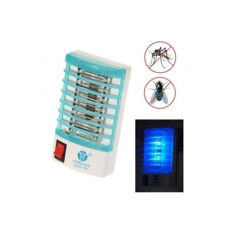 ПРОМО ОФЕРТА❗️ 2бр. Лампа против комари за контакт 220V