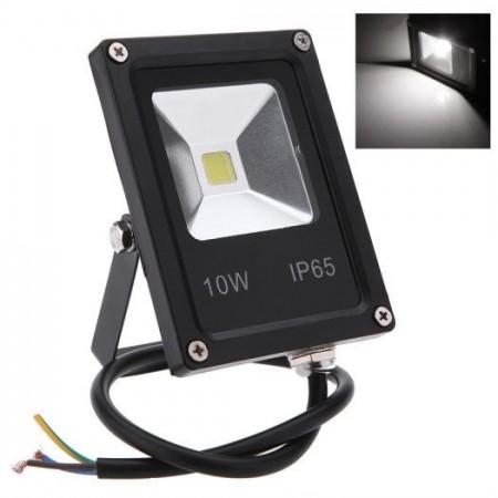LED SMD SLIM Прожектор за външен монтаж 10W