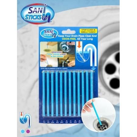Пръчици за почистване на канали Sani Sticks