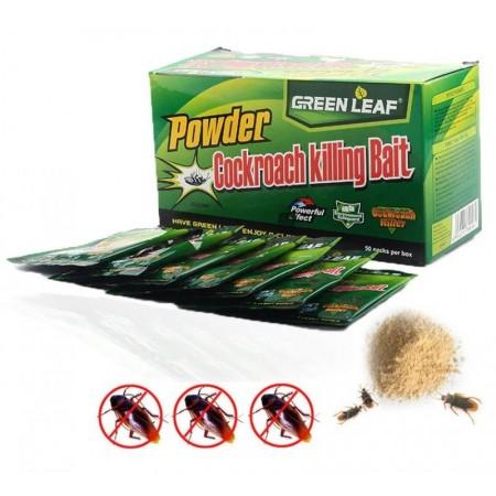 Най-добрият унищожител на хлебарки в света GREEN TRAP