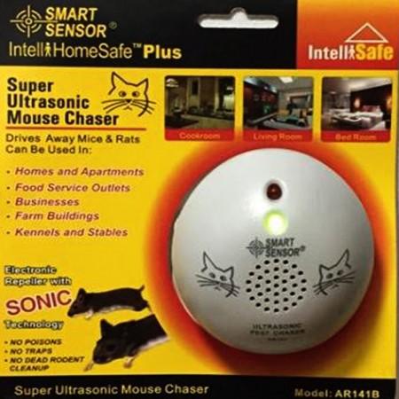ПРОМО ОФЕРТА❗️2БР. Ултразвуков уред против мишки Mouse Chaser AR141