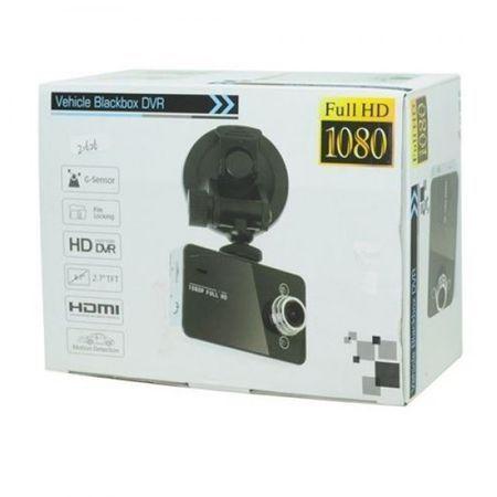 Видеорегистратор HD с вградена батерия FULL HD