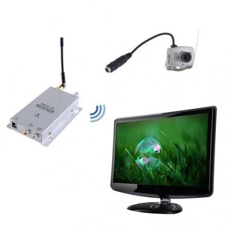 Безжична видео камера и приемник