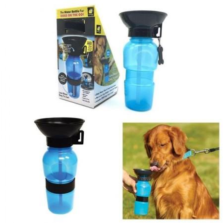 Кучешка бутилка за вода