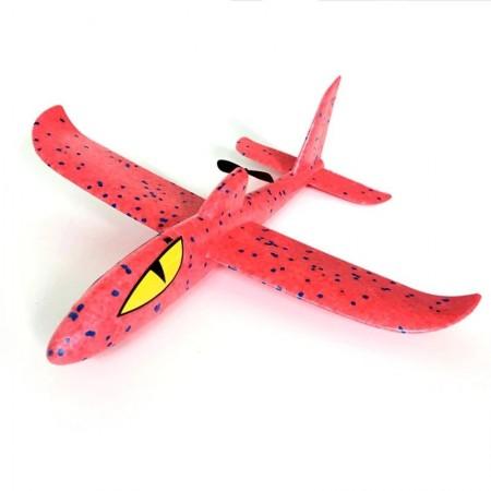 Електрически самолет DARK ELVES, сглобяем, презареждаща батерия