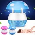 Лампа против комари с USB за дома и детската стая