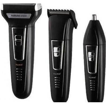 Машинка за бръснене и подстригване 3 В 1 Sonar SN-6018