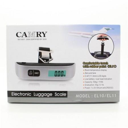 Дигитален електронен кантар за багаж 50кг електронен термометър ръчен багаж покупки риба тегло куфар