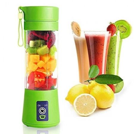 PORTABLE ELECTRIC JUICE CUP - за разнообразие от здравословни напитки