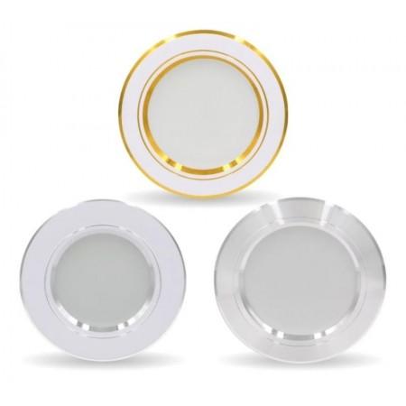 LED панел 5W, кръг