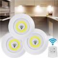 Безжични LED светодиодни лампи с дистанционно управление