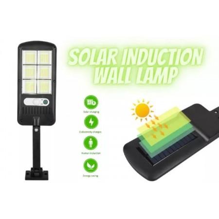 Водоустойчив соларен прожектор 20W мощност с дистанционно управление