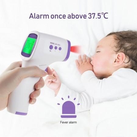 Инфрачервен термометър за чело Aiqura AD801